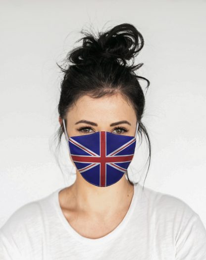 Mascherina Maskis Bandiera Inghilterra