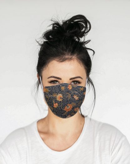 Mascherina Maskis Batik Donna