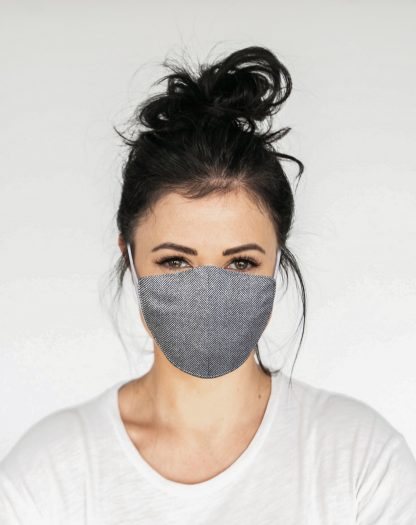 Mascherina Maskis Tweed Donna