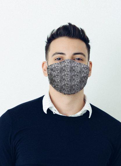 Mascherina Maskis Pizzo Uomo