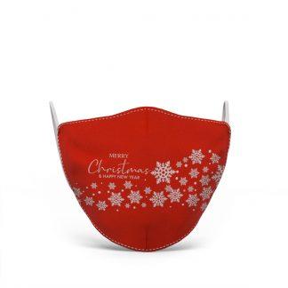 Mascherina Maskis Merry Christmas