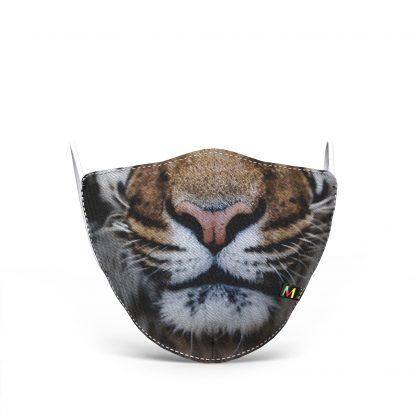 Maskis Mascherina CE tigre