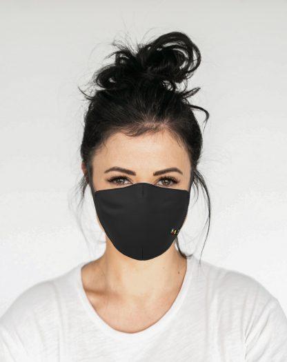 Mascherina Maskis Nera CE Donna